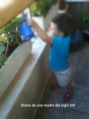 ¿Qué tareas domésticas son adecuadas para niños de 3 años?