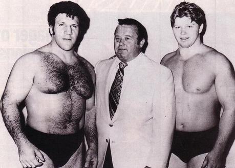 Wrestling History Bites – Arnold Skaaland