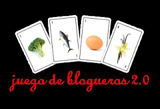 Pastel salado de boniato, Juego de blogueros 2.0