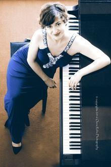 Concierto de piano en el Centro Crea Música y Danza