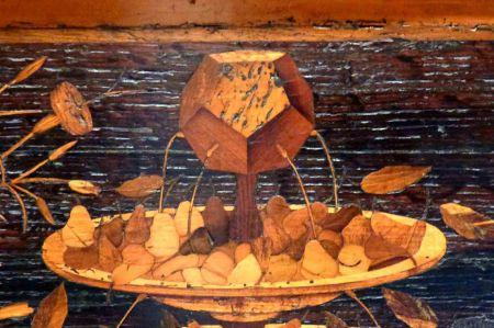El dodecaedro de la Sacristía de San Marcos en Venecia