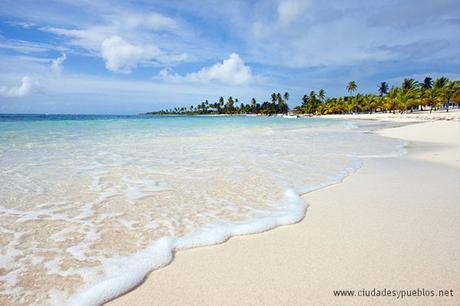 Excursion Isla Saona caribe paraiso