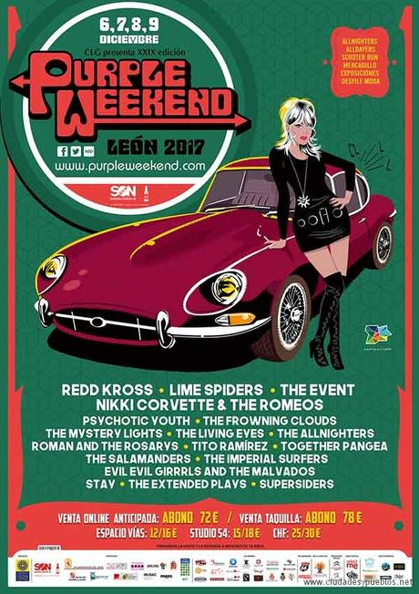 cartel purple weekend 2018