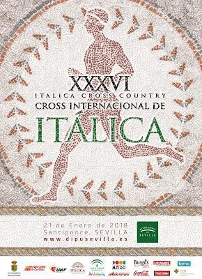 El cross de Itálica a la vuelta de la esquina