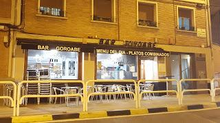 Bar Goroabe en Pamplona