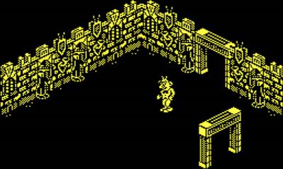 Ya disponible la versión definitiva de 'En Busca de Mortadelo', de Alfonso Fernández Borro, para Spectrum