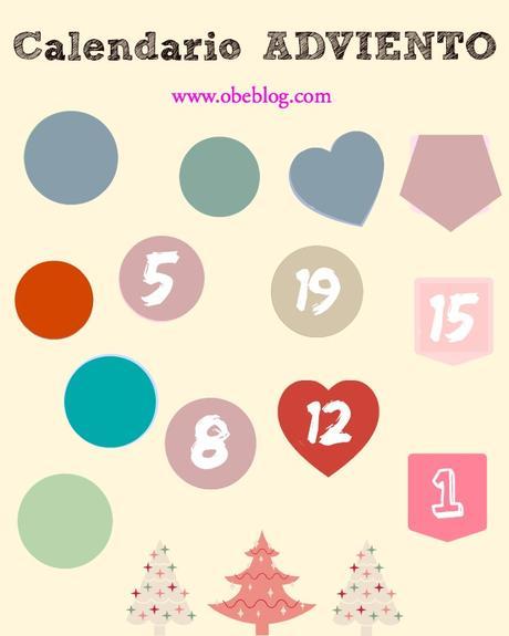 Calendario Adviento BEAUTY | SORTEOS NAVIDAD 2017 OBEBLOG