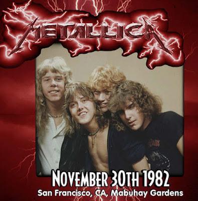 Efemérides del Rock y Heavy Metal: Qué pasó un 30 de Noviembre