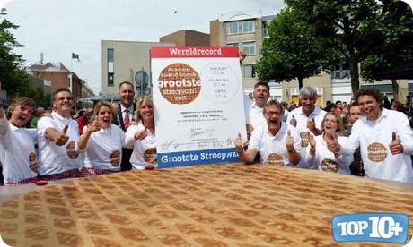 Waffle mas grande del mundo-entre-las-comidas-mas-grandes-del-mundo