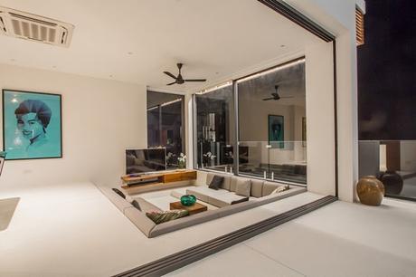 Residencia Minimalista en Koh Samui