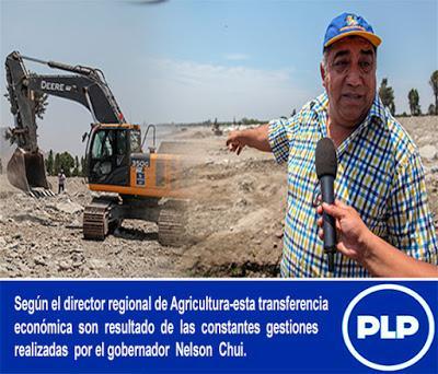 GORE LIMA RECIBE 56 MILLONES DE SOLES PARA DESCOLMATACIÓN DE 8 CUENCAS…