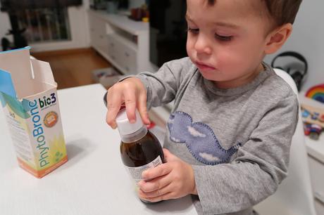 Un jarabe natural y sin azúcar que actúa contra la tos