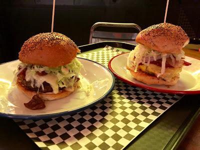 Hamburguesas con cuñados: Tipula Burger en Bilbao