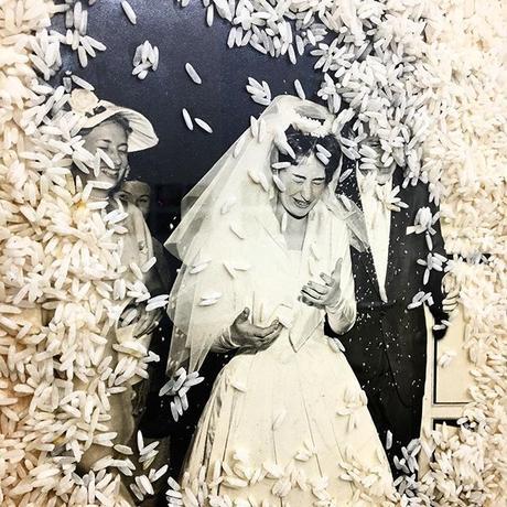 Rosangela Rennó expone Nupcias, una serie fotográfica de bodas diversas
