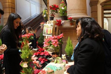 Inauguran mercado orgánico en el Palacio Municipal