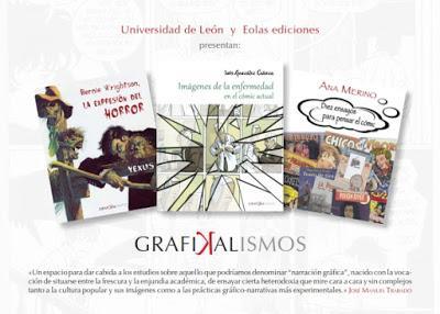 Cómics en la universidad (de León)