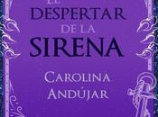 despertar sirena Carolina Andújar