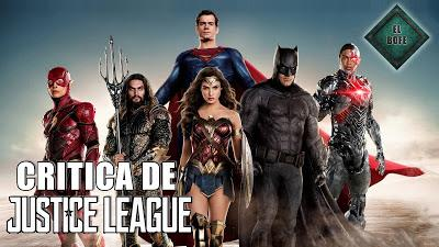 Critica de Justice League