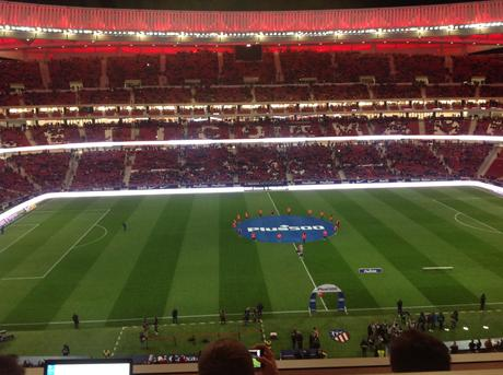 El Atlético elimina al Elche en el estreno del Metropolitano en Copa