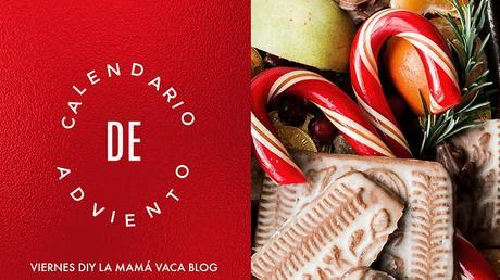 Viernes DIY: Calendario de Adviento handmade