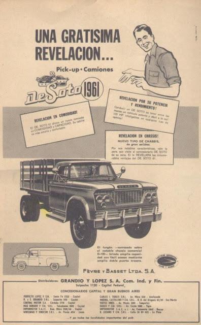 Tres marcas y un mismo camión