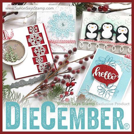 Diecember Release + Christmas Ornaments
