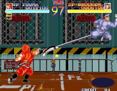 Empacho de 'World Heroes' en la ración semanal de Neo-Geo para consolas de última generación