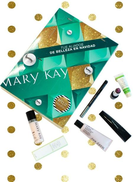 Calendario Adviento BEAUTY NAVIDAD 2017 OBEBLOG | MARY KAY