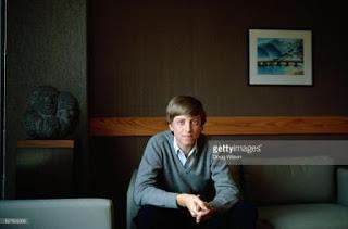 En ocasiones veo a Bill Gates...