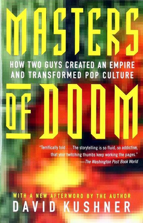 Portada de Masters of Doom