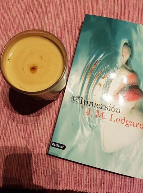 Inmersión, reseña de la novela de J.M.Ledgard