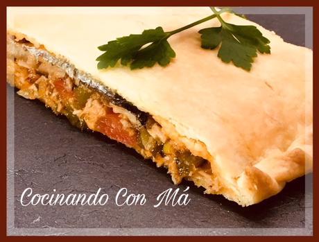 Empanada de Atún y Sardinas
