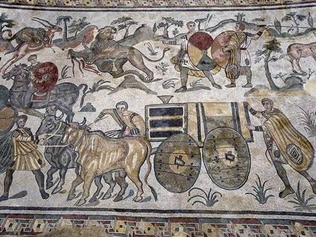 Origen y transporte de los animales para las venationes. (Roma)