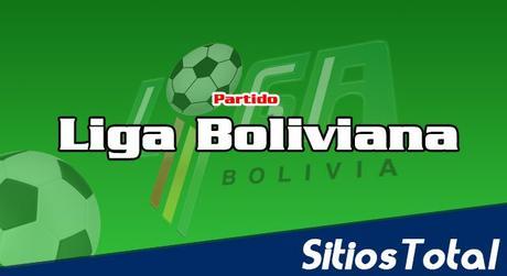 San José vs Bolívar en Vivo – Liga Boliviana – Viernes 1 de Diciembre del 2017