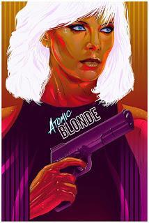 Atómica (Atomic blonde, David Leitch, 2017. ALE / SUE & EEUU)