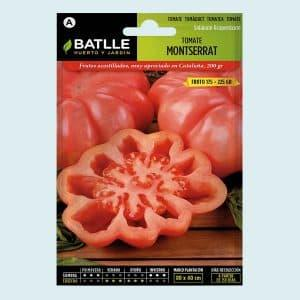 semillas de tomate montserrat