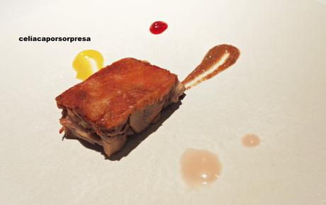 RESTAURANTE LÚA EN MADRID