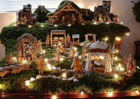 Tradiciones navideñas: El nacimiento