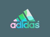 Versiones coloridas logotipos marcas deportivas famosas
