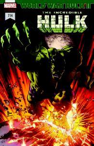 Incredible Hulk Nº 714