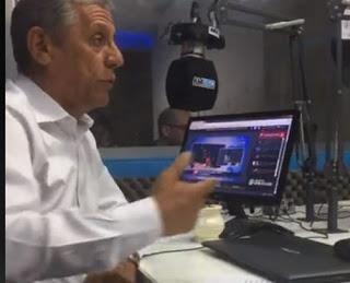 """Pechi tildó de """"hermanos de leche"""" al MPN y ATE"""