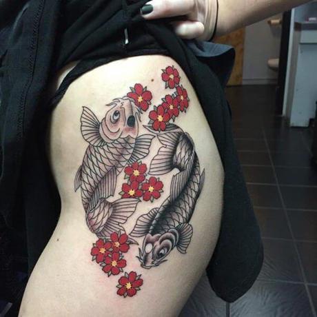 40 Diseños de Tatuajes de mujeres