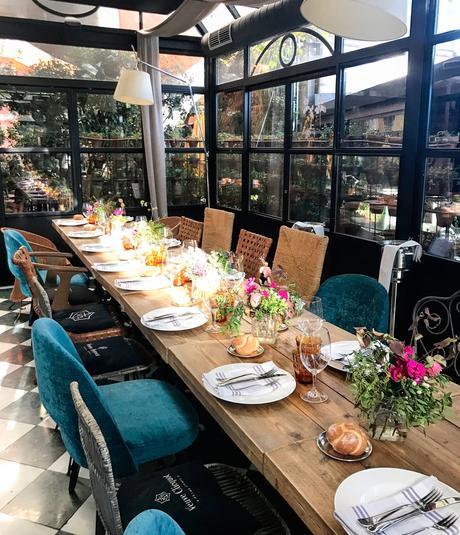 Cosmetiktrip9, el hotel y los restaurantes de un viaje de lujo