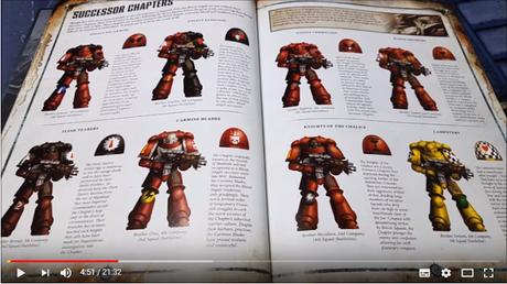 Video-reseña del codex AS 8ª ed