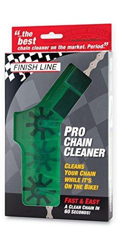 Finish Line 4002038 - Aparato para limpiar cadenas de bicicleta