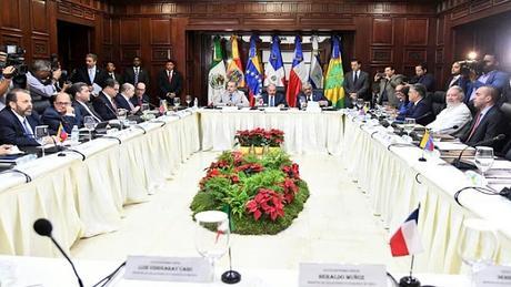 Danilo revela avances en diálogo entre gobierno Venezuela y oposición.
