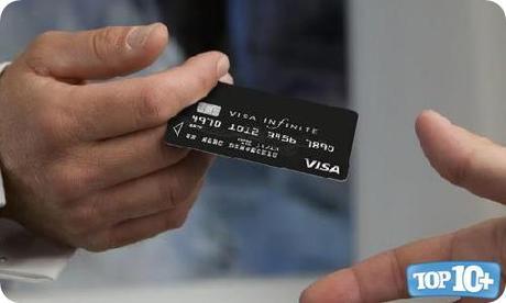 Visa Infinite-entre-las-10-tarjetas-de-creditos-de-lujo
