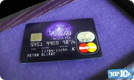 Coutts World Silk Card-entre-las-10-tarjetas-de-creditos-de-lujo