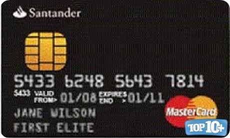 MasterCard Black del Grupo Santander-entre-las-10-tarjetas-de-creditos-de-lujo