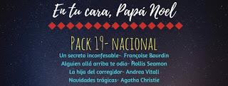 En tu cara, Papá Noel - Sorteo masivo +50 libros en premios!